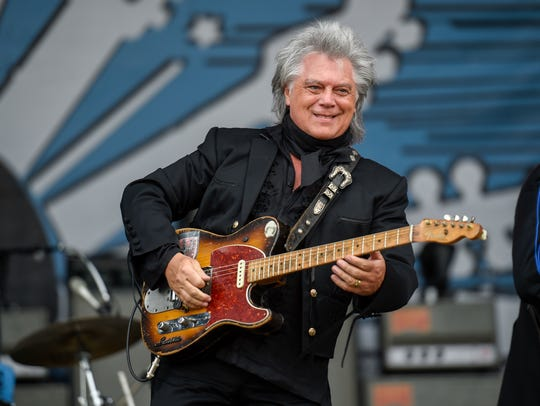 Marty Stuart plays Memorial Hall in Over-the-Rhine