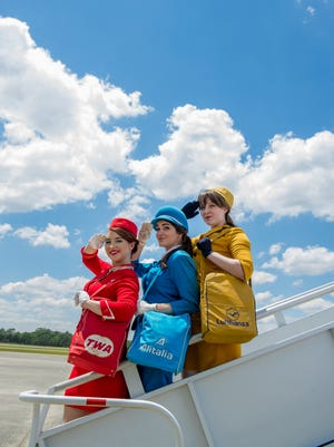 """""""Boeing Boeing"""" by Marc Camoletti opens June 8 at Southern Miss."""