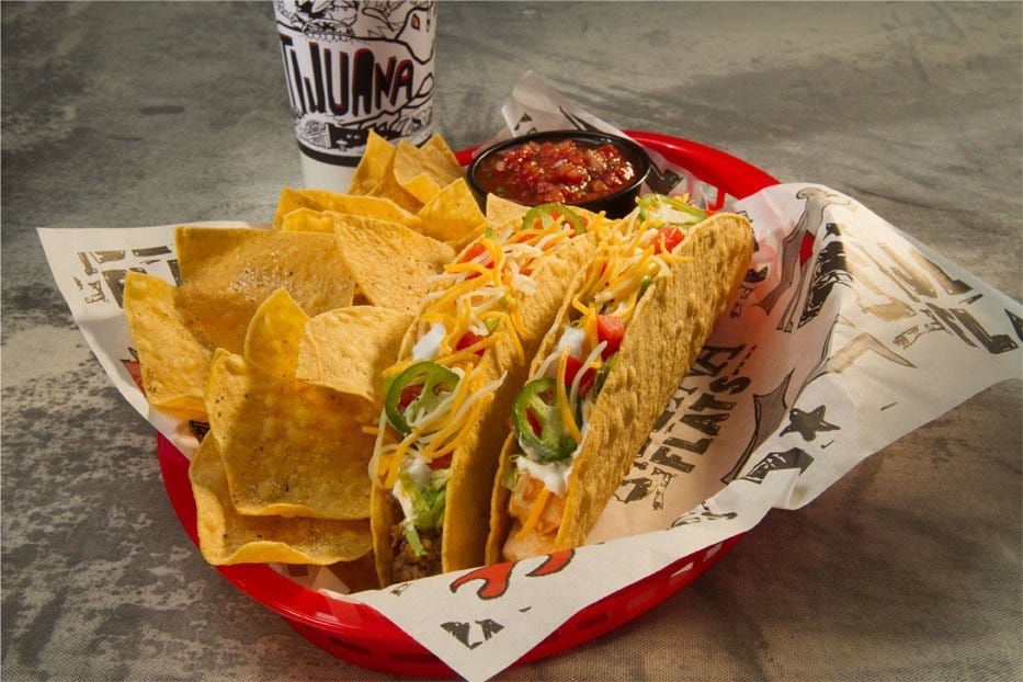Taco Deals for National Taco Day