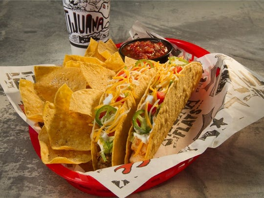 Tijuana Flats is celebrating National Taco Day with
