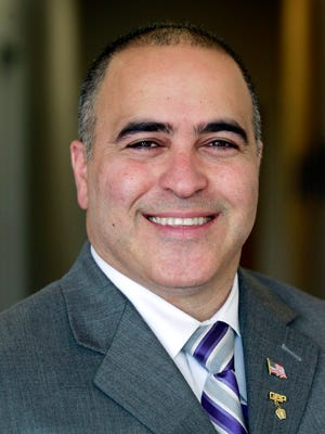 Pastor Shahram Hadian poses for a photo during his 2012 Washintgton state gubernatorial campaign. Hadian plans to speak in Sioux Falls on the dangers of Islam on April 9.