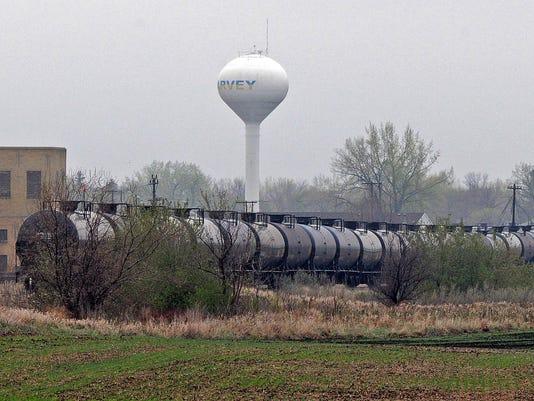 Oil Train Rules