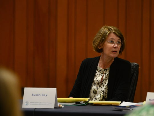 Rehoboth Beach commissioner candidate Susan Gay answers