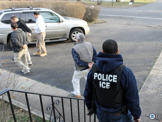 ICE: Immigration and Customs Enforcement