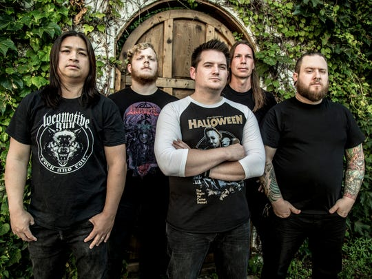 Green Death formed in 2012 and signed a record deal