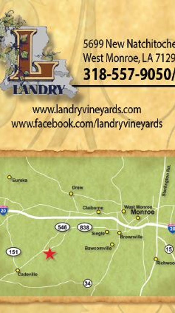 Landry Vineyards' concert series returns March 14.
