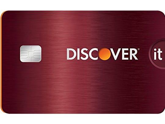Discover it® - Cashback Match™
