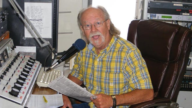 Charlie Baylor was a West Tennessee radio legend who died on Monday.