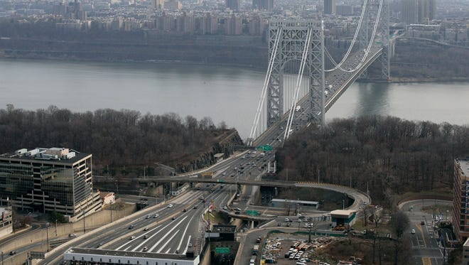 The New Jersey access lanes to the George Washington Bridge are at the center of a scandal that has tarnished Gov. Chris Christie.
