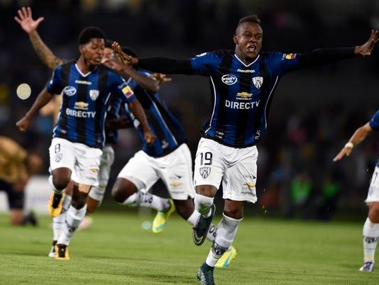 El Independiente del Valle avanzó a semifinal de Copa