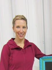 Tiffany Bergan began teaching Tabata Bootcamp in Great