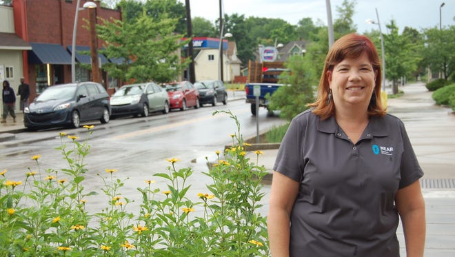 Susan Vogt is economic development director for Near East Side Renewal (NEAR).