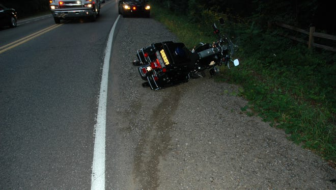 An Oakland County Sheriff's deputy was seriously injured on the morning of Sept. 21, 2016 at  Newton and Richardson roads in Commerce Township.