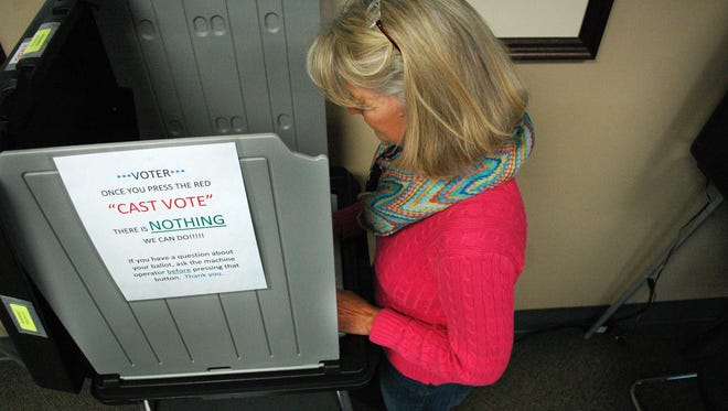 The ballots for the Nov. 8 municipal elections in Sumner County have been set.