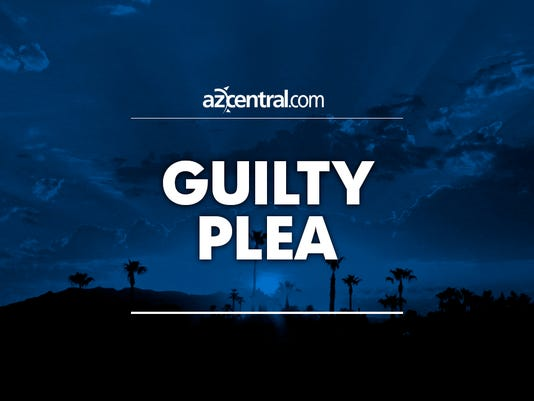 azcentral placeholder Guilty plea