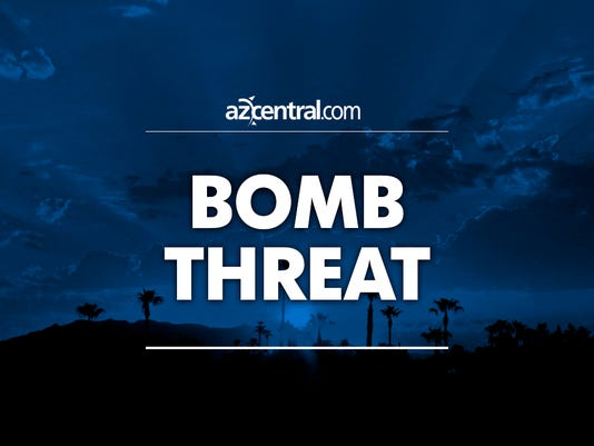 azcentral placeholder Bomb threat