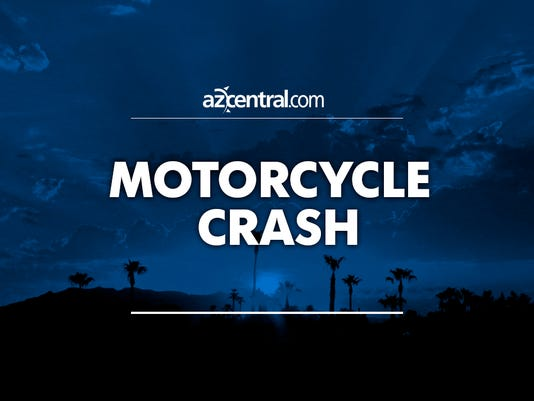 azcentral placeholder Motorcycle crash