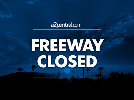 azcentral placeholder Freeway closed