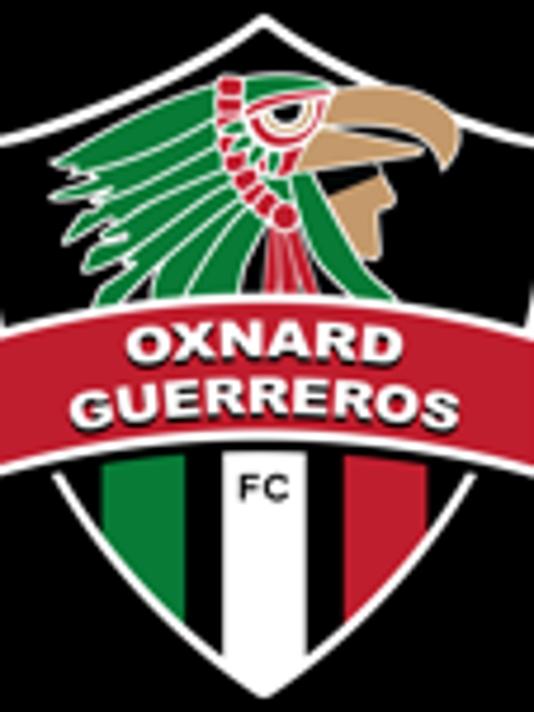 #stockphoto Oxnard Guerreros logo