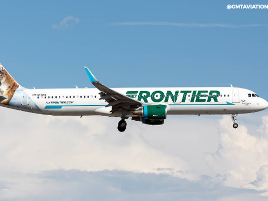 Frontier Airlines, the Denver-based, low-fare airline,