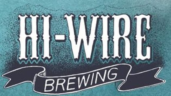 Hi-Wire Brewing in Asheville is holding pint night to benefit Friends of the Smokies tonight.