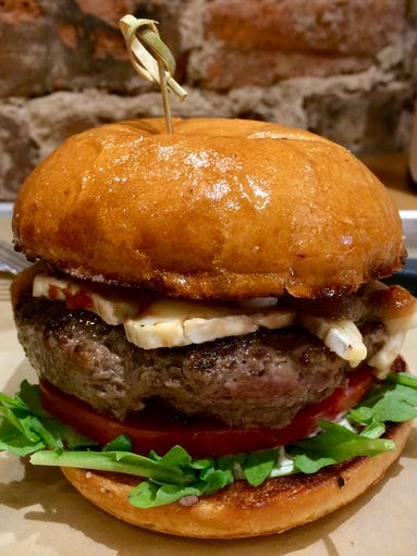 Hopdoddy Burger Bar: The PrimeTime, grassfed Kobe beef