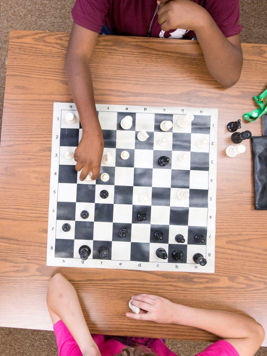 Ransom Middle Chess Club