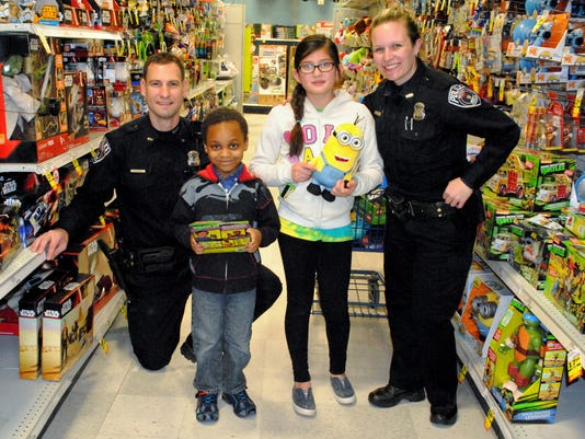 mto cops and kids