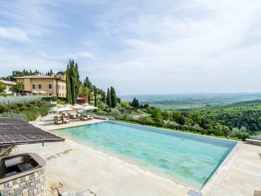 Rosewood Castiglion Del Bosco, Montalcino, Tuscany: