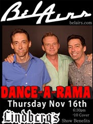 The Bel-Airs return to Lindberg's on Thursday night
