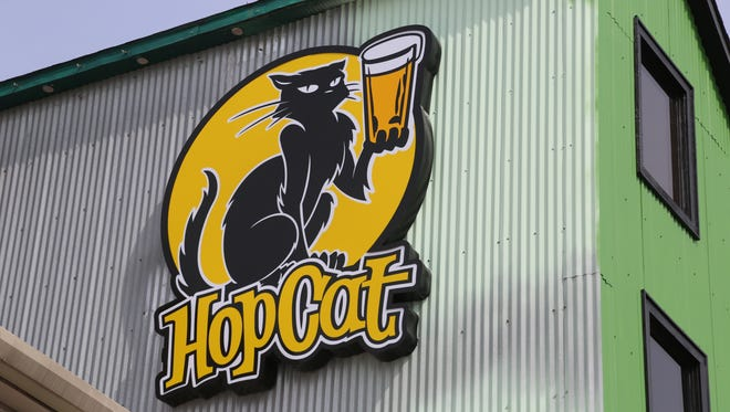 The HopCat in Royal Oak will be offering the new quick menu of affordable lunch items starting Monday.