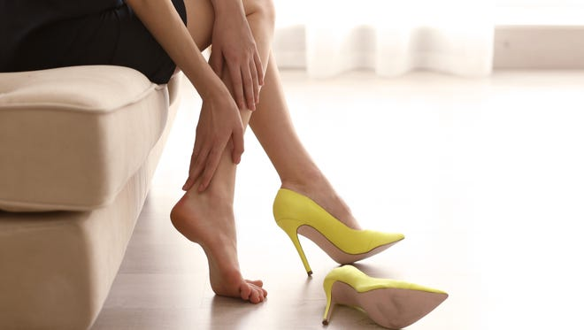High Heel Pain