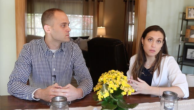 Jason Ruffino, real estate agent, and Jessica Byam, home buyer, talk about saving, cutting costs while paying on student loans before buying a home.