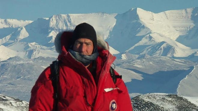 John C. Priscu has been a Montana State University faculty member since 1984. He presents a lecture about his adventures in Antarctica Jan. 14.