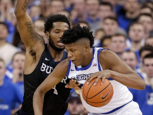 Tyler Wideman, Justin Patton
