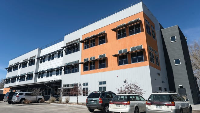 The Innosphere, 320 E. Vine Drive, will expand into a second building so it can add more wet lab space.