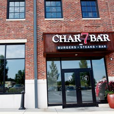 South Asheville's CharBar No. 7 has closed; employees notified by email
