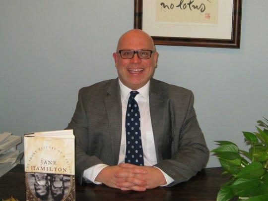 New SCLSNJ Director of Public Services Chris Korenowsky