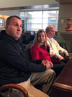 Darin Oberhart, Kelly Meyer and David Oberhart talk about the Anderson crash that killed Daniel and Riley Oberhart and injured Kathleen and Macy Oberhart.