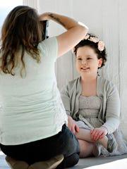 Mandy McLain, left, of Amanda Naylor Photography in