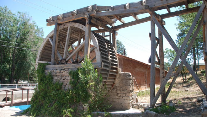 The Village of Ruidoso is situated around the Old Dowlin Mill, famous landmark. The mill was used as rendezvous by Billy the Kid, Pat Garrett, and J. J. Pershing, (then Lt. at Ft. Stanton) and other historic figures.