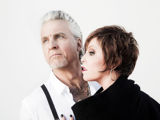 Pat Benatar and Neil Giraldo will headline the 35th annual QuickChek New Jersey Festival of Ballooning.