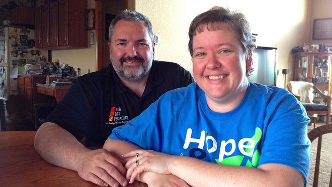 Dean and Karen Kreitlow