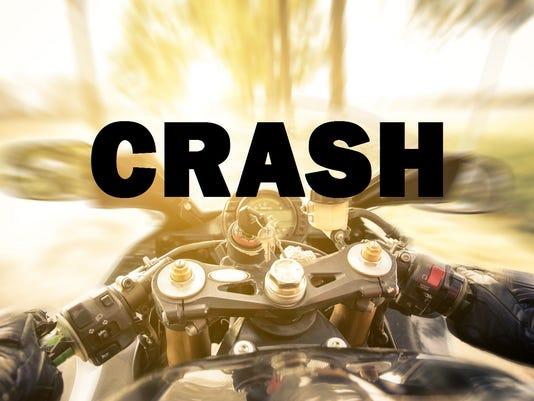 Presto motorcycle crash