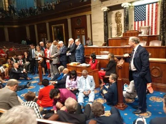 House Sit-In