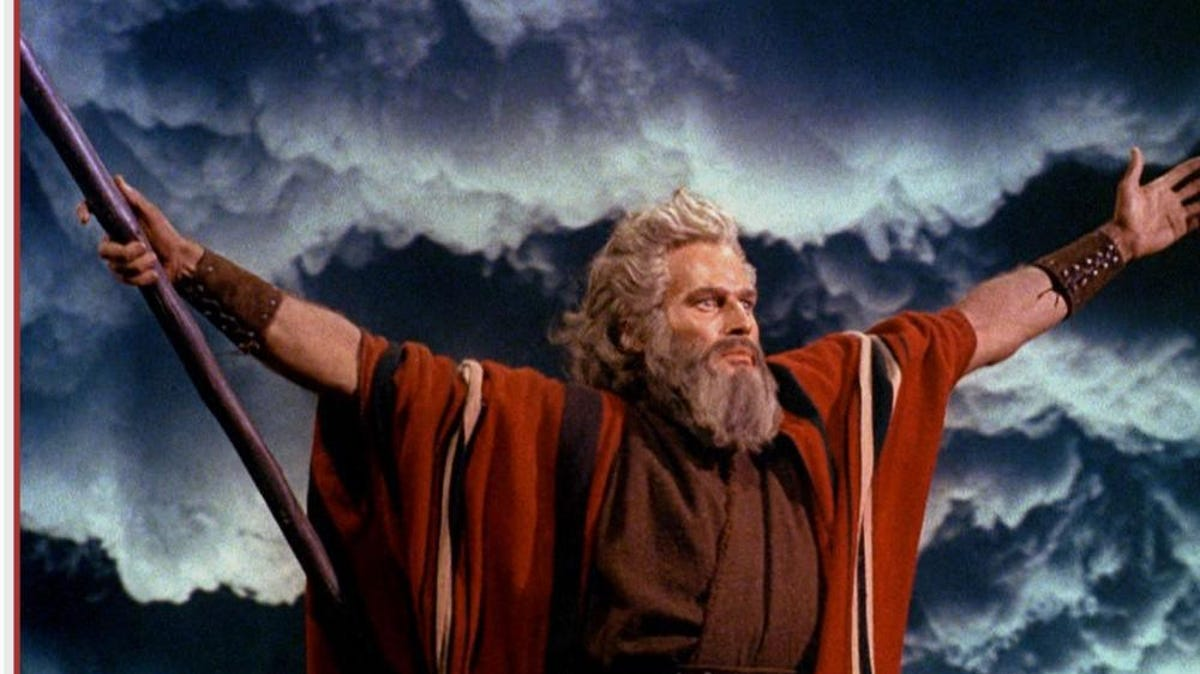 TV Guy: An early return of 'The Ten Commandments'