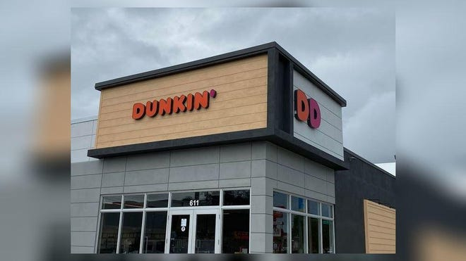 The Dunkin' at 611 South Dixie Highway will give free coffee for a year on Saturday to its first 50 customers.