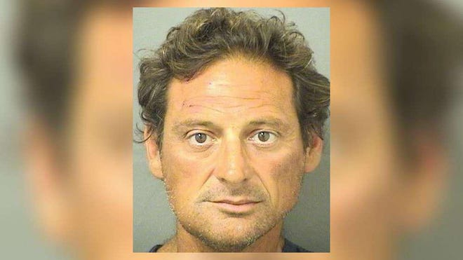 Robert DiCarlo is facing aggravated battery and aggravated assault charges after he allegedly attacked two women outside a suburban West Palm Beach restaurant on Wednesday.