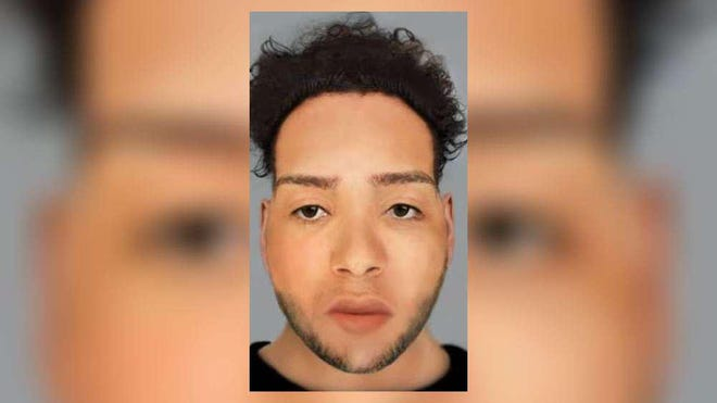 Authorities last week released the sketch of a man struck and killed by a car near Greenacres on Saturday, March 21, 2020. They identified him as Jiromy Ricardo Vega-Gonzalez, 20, on Monday, March 30, 2020.