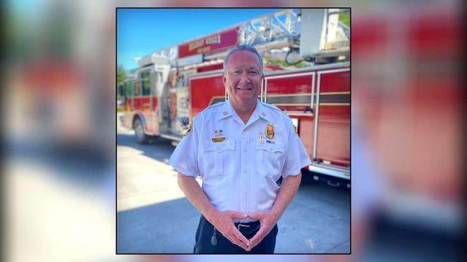 Keith Tomey was appointed chief of the Delray Beach fire department after having led the department on an interim basis.